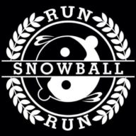 Run Snowball Run logo