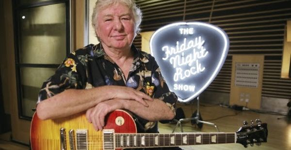 Tonight on the Friday Night Rock Show…