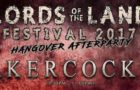 "Lords of the Land 2017 – ""Hangover"" headliners announced"
