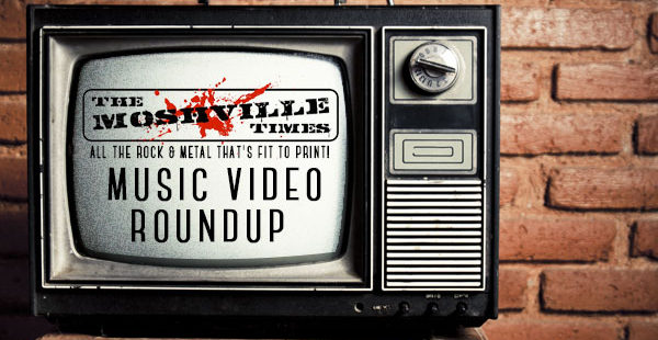Video Roundup: Evilizers / The Hirsch Effekt / Mephisto / Rawtism / Witherfall / Greenleaf