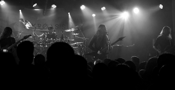 Obscura / Revocation / Beyond Creation / Rivers of Nihil – The Dome, London (23rd October 2016)
