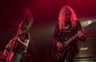 Saxon / Fastway / Girlschool – O2 ABC, Glasgow (29th October 2016)