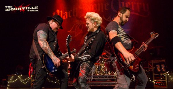 Black Stone Cherry drop tour trailer and new music video
