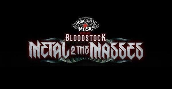 Metal 2 The Masses Grand Final – Green Door Store, Brighton (23rd April 2017)