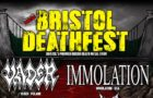 Bristol Deathfest announce full lineup for incredible April 2017 show