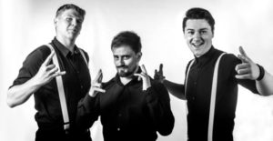Band of the Day: Howson