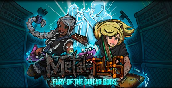 "Game Review: ""Metal Tales: Fury of the Guitar Gods"""