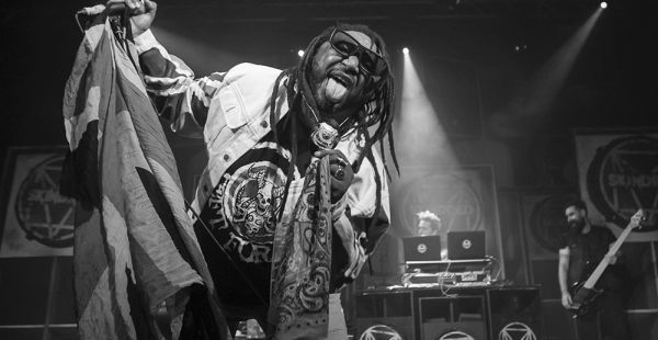 Skindred / The King Blues / Left For Red – Wolverhampton Wulfrun Hall, 7th November 2016
