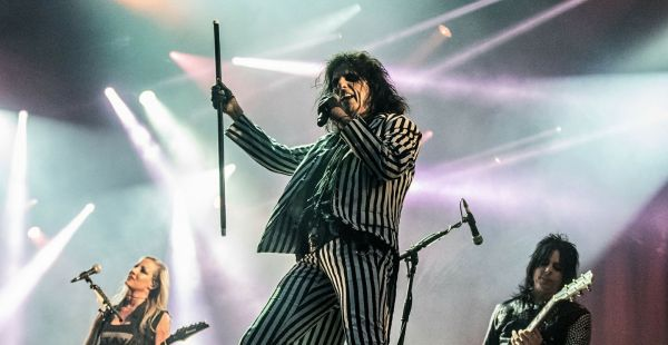 New Alice Cooper single out today – listen to it here!
