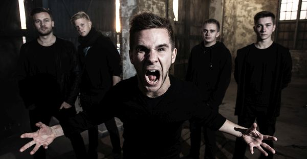 Band of the Day: Aphyxion