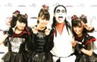 Chad Smith joins Babymetal on stage!