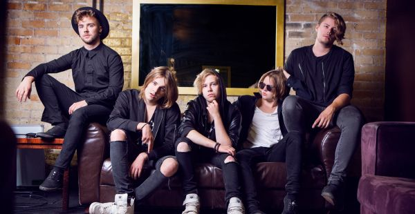 Band of the Day – Blind Channel
