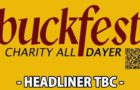 Buckfest – charity all-dayer announced in Manchester