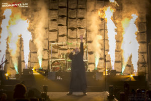 Avenged Sevenfold / Disturbed / In Flames – Birmingham Genting Arena 13th Jan 2017