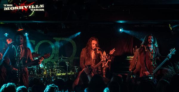 Fleshgod Apocalypse / Carach Angren / Nightland – The Underworld, London (19th January 2017)