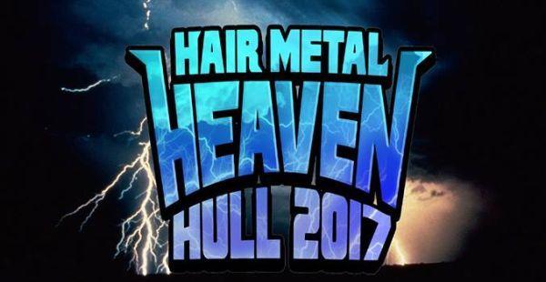 Hair Metal Heaven announced Saturday headliner (and more!)