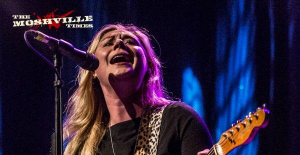 Joanne Shaw Taylor / Broken Witt Rebels – O2 ABC, Glasgow (20th January 2017)