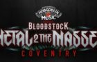 Metal 2 the Masses Coventry announces guest headliners