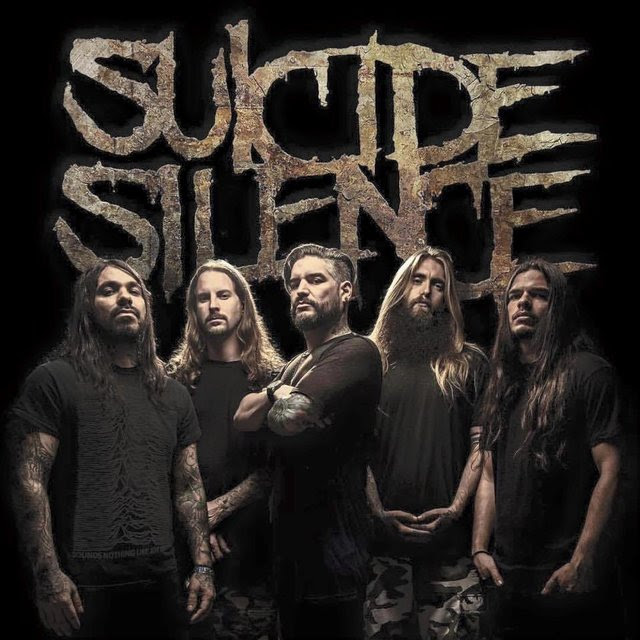 Watch Suicide Silence interview in 360 degrees!