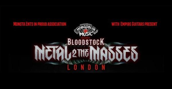 Metal 2 the Masses London – Semi-final 2 (Nambucca, 16th June 2017)