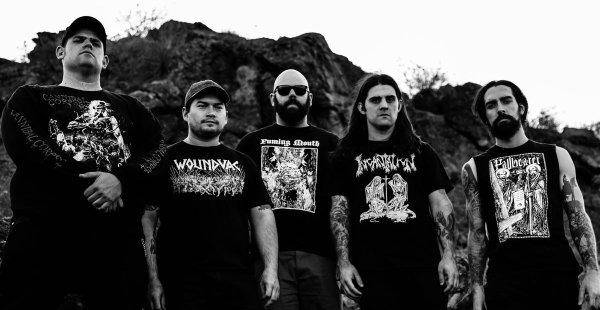 Gatecreeper / Ratlord / Necrocracy – Audio, Glasgow (September 19th 2017)
