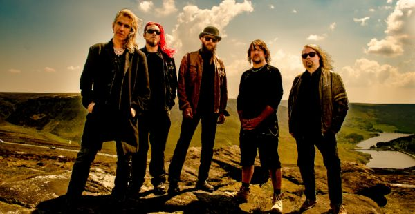 "New Model Army ""Winter"" tour continues into Spring"