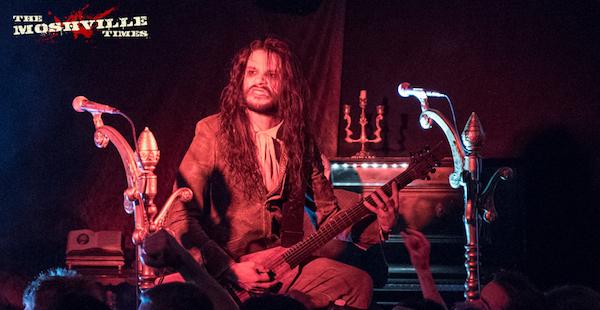 Interview: Tomasso Riccardi of Fleshgod Apocalypse