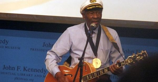 Chuck Berry RIP (18 October 1926 – 18 March 2017)