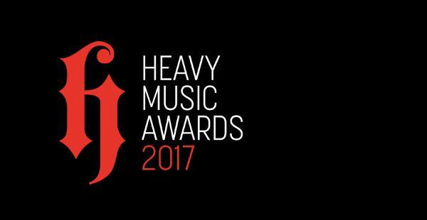 Heavy Music Awards 2017 – winners