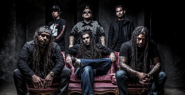 "Ill Niño ""15 Years Of Revolution"" UK tour this March"