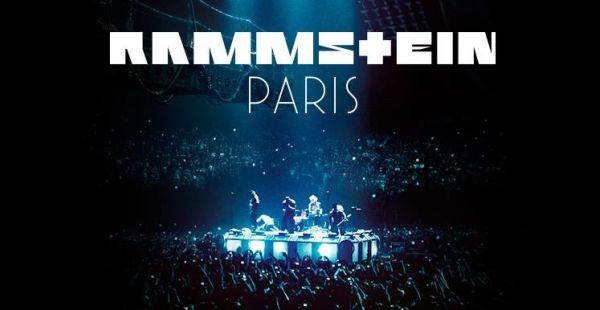 """Rammstein: Paris"" cinema screening"