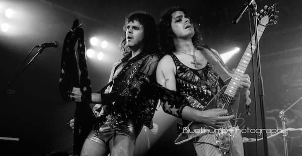 Tragedy: All Metal Tribute To The Bee Gees And Beyond- Glasgow Audio, 28th Feb 2017