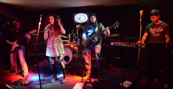 Band of the Day – Ant on Troubled Pine