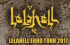 Lelahell announce European tour and new session drummer