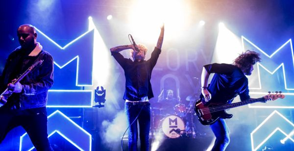 Mallory Knox / Lonely The Brave / Fatherson – KOKO, London (6th April 2017)