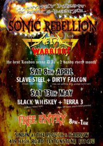 Sonic Rebellion