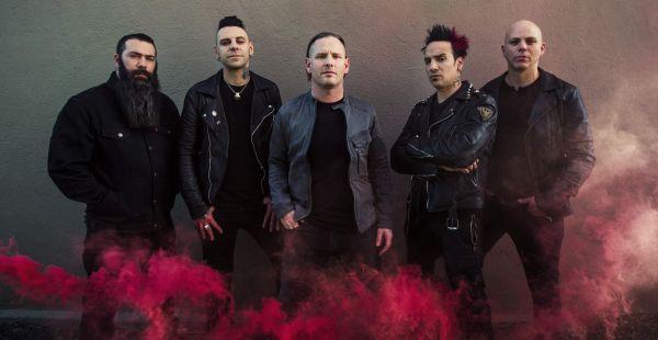 Stone Sour announce UK arena tour