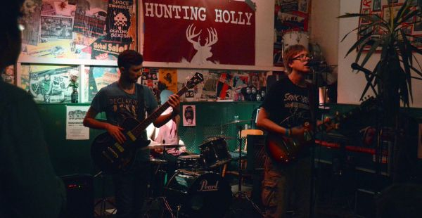 Band of the Day: Hunting Holly