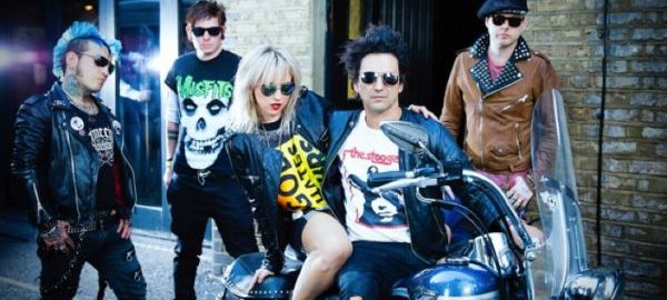 Band of the Day: Love Zombies