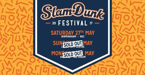 Review: Slam Dunk 2017 – Midlands and North