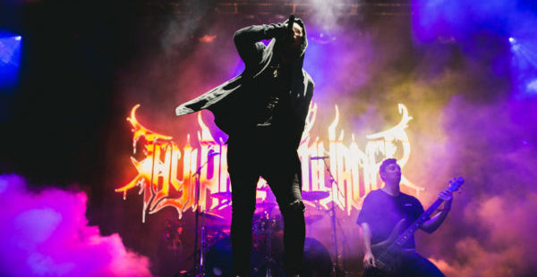 Thy Art Is Murder announce UK tour