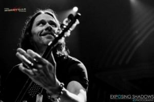 Alter Bridge, Belfast Ulster Hall (21st June 2017)… and an editorial rant