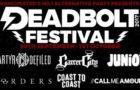 Deadbolt announce 20 more bands for Manchester festival