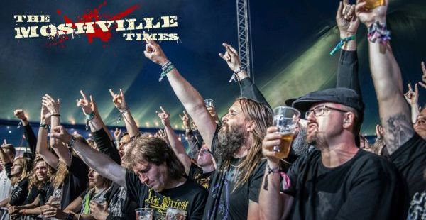 Festival Review: Tons of Rock 2017 – Day One