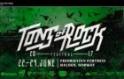 Tons of Rock 2017 – Bands To Watch
