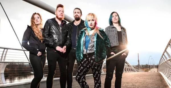 AlteredSky / Part Time Heroes / One Way Street / Odyssey – Audio, Glasgow (13th July 2017)