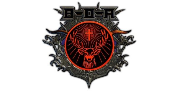 "Mosh's Bloodstock 2017 ""Best Of"" – Jägermeister Stage"