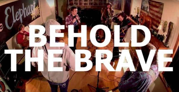 Band of the Day: Behold The Brave