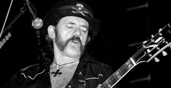 Five facts about Motörhead's Lemmy