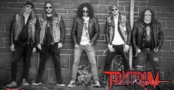 Tantrum to unveil new frontman